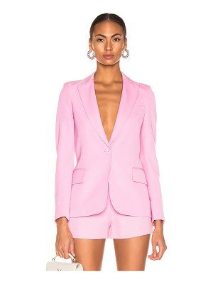 Stella McCartney one button blazer