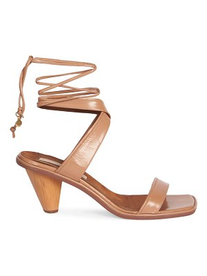 Stella McCartney rhea lace-up sandals