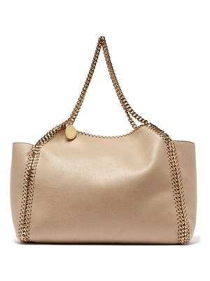 Stella McCartney Stella Mccartney - Falabella Small Reversible Faux Leather Tote