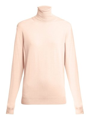 Stella McCartney roll neck wool sweater