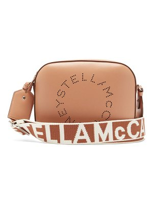 Stella McCartney stella small faux-leather cross-body bag