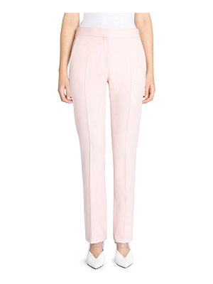 Stella McCartney wool twill tailoring straight leg trousers