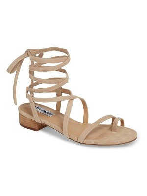 Steve Madden adrenaline lace-up sandal