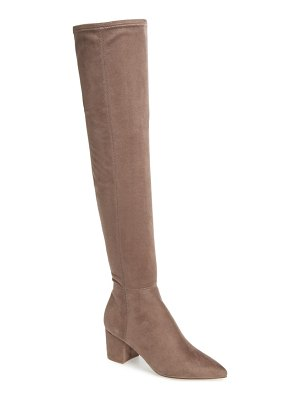 Steve Madden brinkley over the knee stretch boot