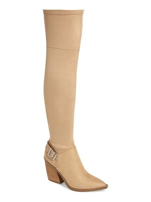 Steve Madden campana over the knee boot