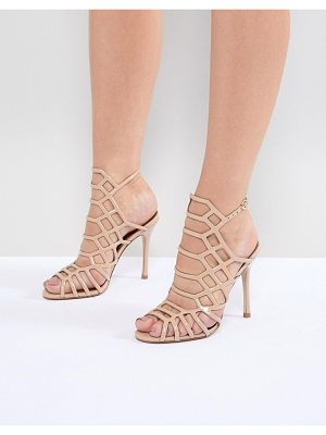 Steve Madden lEATHER Heeled Sandals