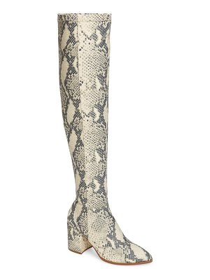 Steve Madden jacey over the knee boot