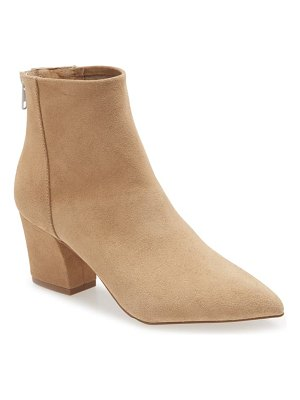 Steve Madden mistin pointed toe bootie