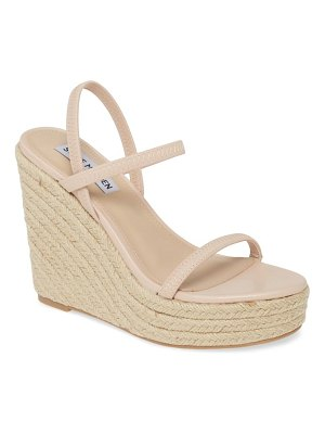 Steve Madden skylight wedge sandal