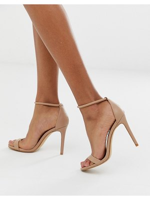 Steve Madden soph light pink heeled sandals