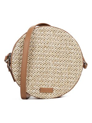 STEVEN ALAN Oliver Cross Body Circle Bag