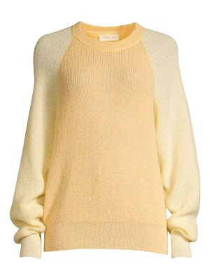 Stine Goya jack knit colorblock sweater