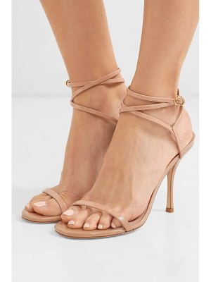 Stuart Weitzman merinda patent-leather sandals