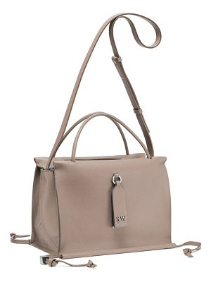 Stuart Weitzman Shopping Satchel Small