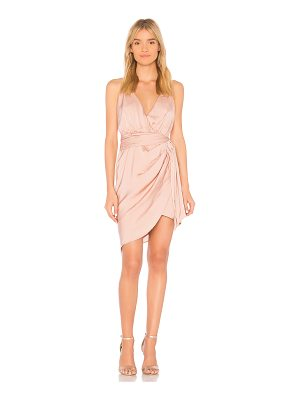 STYLE STALKER Jordana Draped Dress