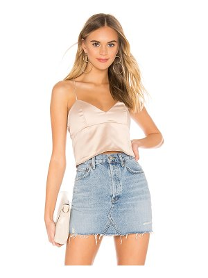 superdown angelia strappy back top