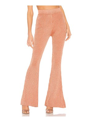 superdown aviana knit pant