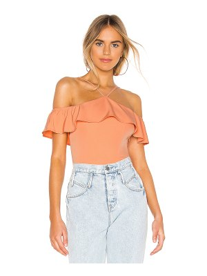 superdown Callie Ruffle Bodysuit