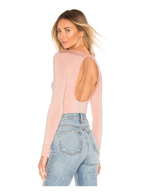superdown Christy Open Back Top