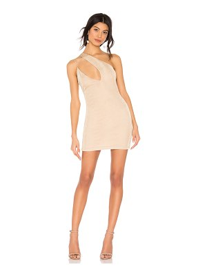 superdown farina cut out dress