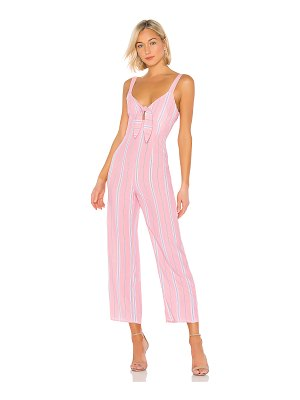 superdown kimbra jumpsuit
