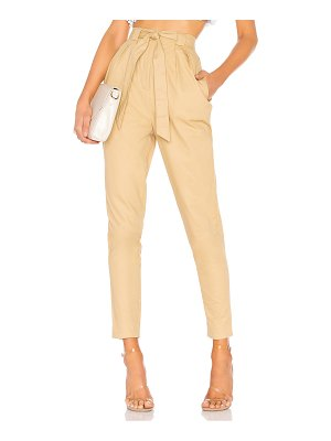 superdown Marla Tie Front Pants