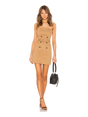 superdown Robyn Strapless Mini Dress