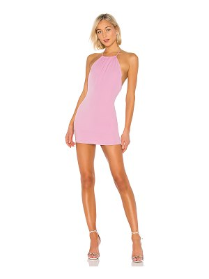 superdown saige high neck dress
