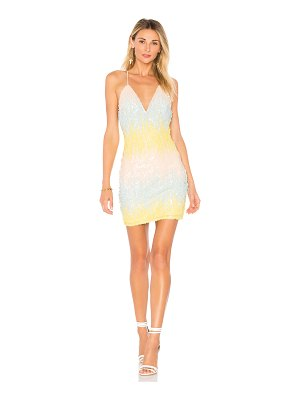 superdown taylor sequin mini dress