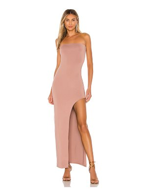 superdown toni slit maxi dress