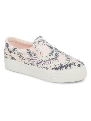Superga 2398 fantasycot slip-on sneaker