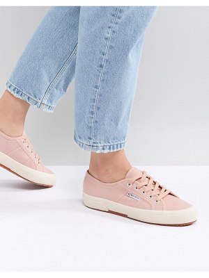 Superga 2750 Canvas Sneakers In Pink
