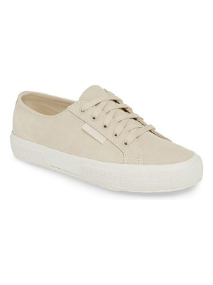Superga 2750 suecotw low top sneaker
