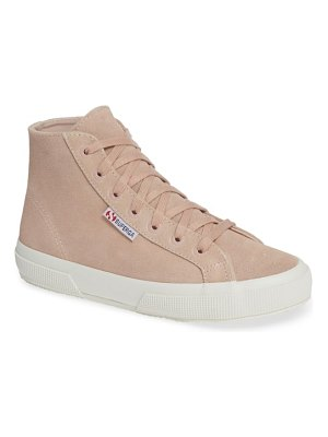 Superga 2795 high top sneaker