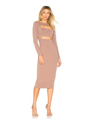 SUSANA MONACO Connor Front Cutout Dress