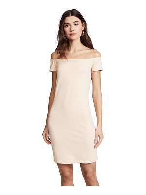 Susana Monaco keira off the shoulder dress