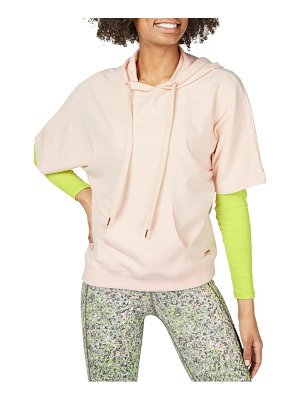 SWEATY BETTY cool down hoodie