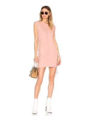 T BY ALEXANDER WANG High Twist Mini Dress