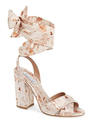 Tabitha Simmons connie wrap lace-up sandal