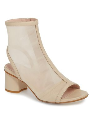 TARYN ROSE COLLECTION Taryn Rose Paige Mesh Peeptoe Bootie