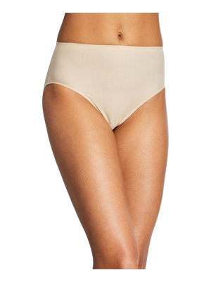 TC Shapewear Matte Microfiber High-Cut Briefs