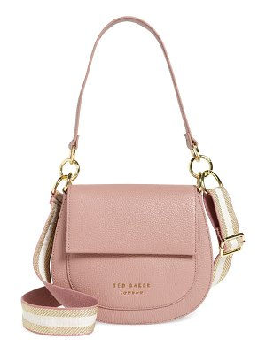 Ted Baker amali leather crossbody bag