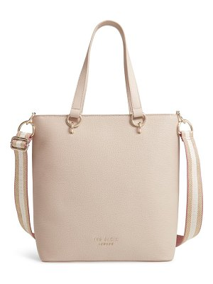 Ted Baker amarie branded strap tote