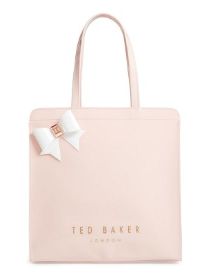 Ted Baker auracon bow icon tote