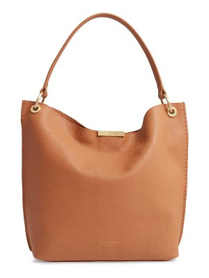 Ted Baker candiee bow leather hobo