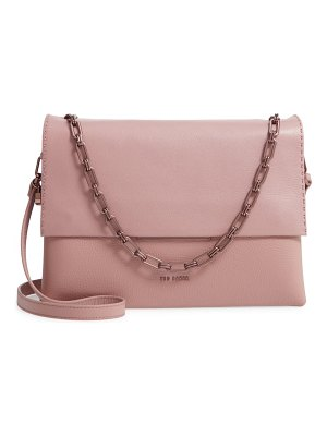 Ted Baker diaana bar leather shoulder bag