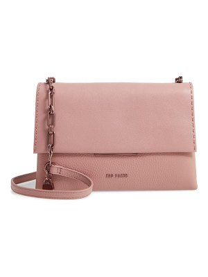 Ted Baker diilila leather crossbody bag