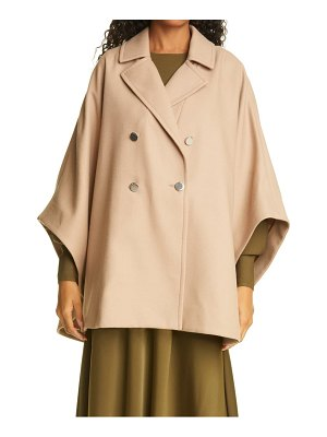 Ted Baker donnata double breasted wool & cashmere blend cape