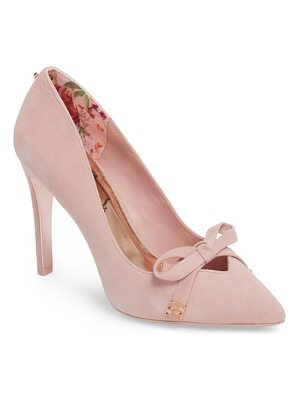 Ted Baker gewell bow pump
