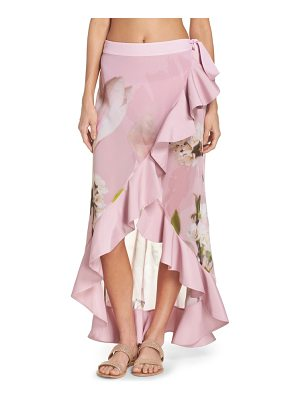 Ted Baker harmony cover-up skirt